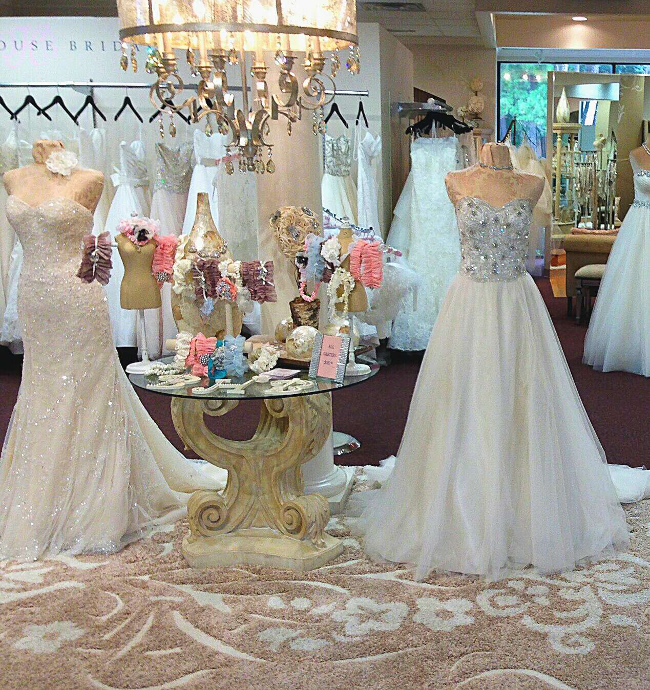 My Top 5 Tips For Wedding Gown Shopping