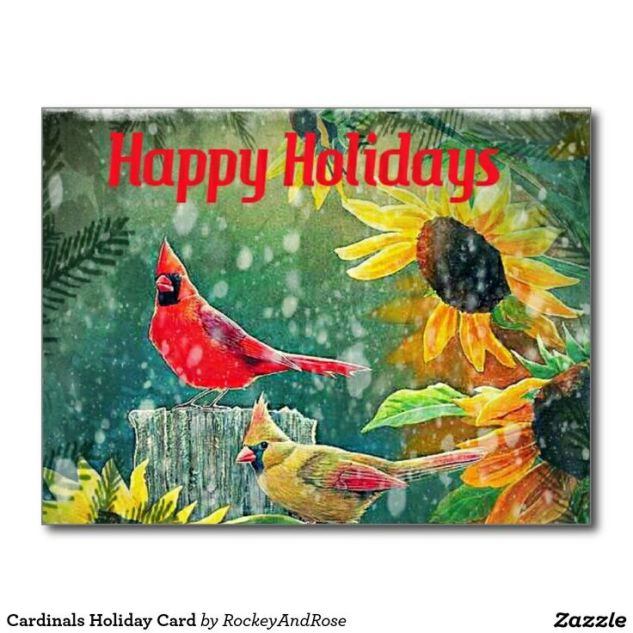 Holiday Birds