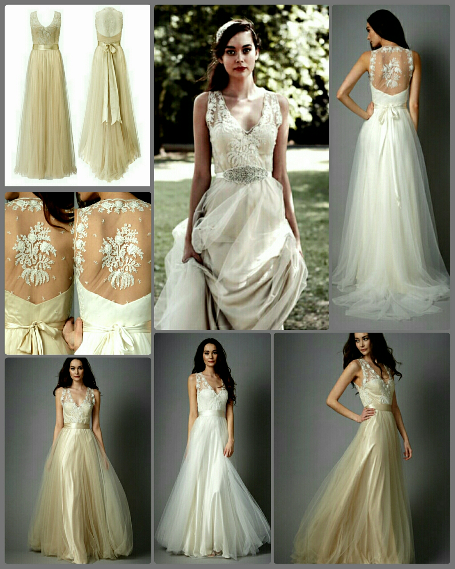 Wedding Gowns | TAGWeddings
