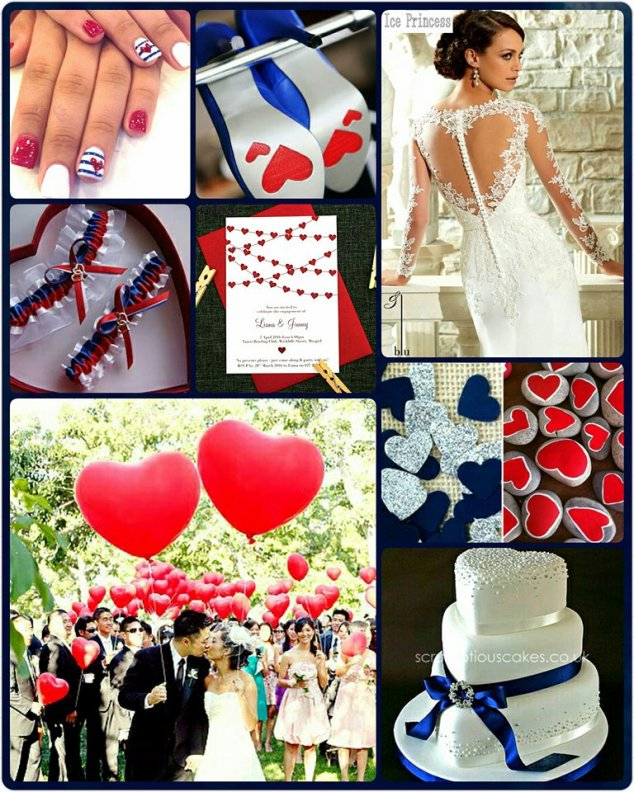 4th july wedding